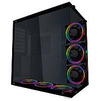 1stPlayer SP8-G3 RGB LED w/o PSU Black, фото 1