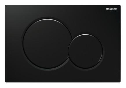 115.770.DW.5 Sigma01 Клавіша змиву, колір чорниц RAL9005