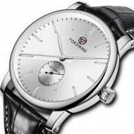 Часы Forsining 1164 Silver-White-Black
