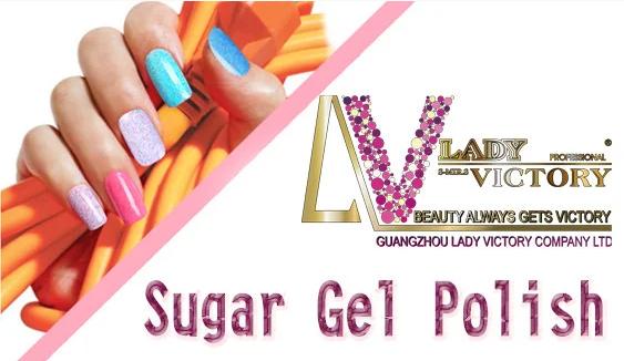 Гранулированный сахарный гель Lady Victory