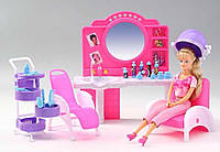 """Мебель для Барби """"Глория"""" Парикмахерская 96009"""
