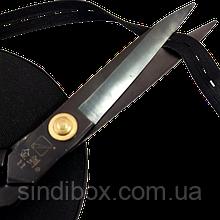 Резинка перфорированная 2 см (черная) 1м. (653-Т-0200-1)
