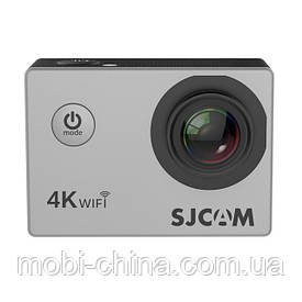 Екшн камера SJCAM SJ4000 AIR 4K silver