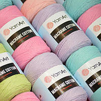 Новые цвета YarnArt Macrame Cotton!