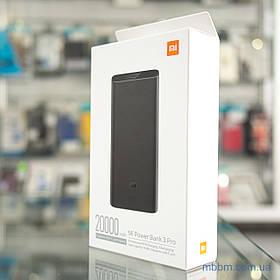 Портативная батарея Xiaomi Mi 3 Pro 20000 Black (PLM07ZM) EAN/UPC: 6934177707841