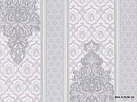 Обои дуплекс Князь 7156-10 светло-серый, фото 1