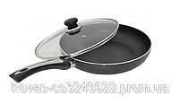 Сковорода с крышкой Bohmann  - 22 см, фото 2