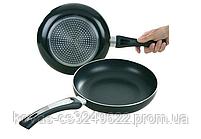 Сковорода с крышкой Bohmann  - 22 см, фото 3