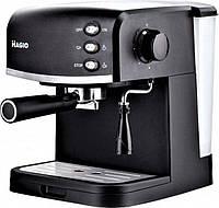 Эспрессо-кофеварка MG-963, электрическая кофеварка, кофемашина капучино 950Вт 15 бар 1,5л