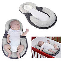 Подушка для новорожденных baby sleep positioner