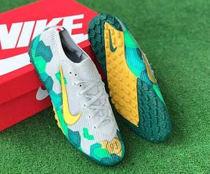 Сороконожки Килиана Мбаппе Nike Mercurial Superfly 7