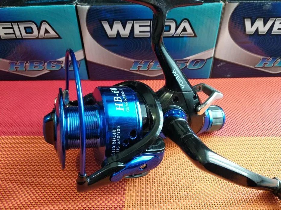 Котушка Weida 5000 серія HB байтраннером
