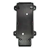 ElectroHouse Настенное крепление черное, пластик, для трекового LED светильника 15W