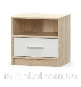 """Тумбочка прикроватная """"Типс"""" (Мебель-Сервис)"""