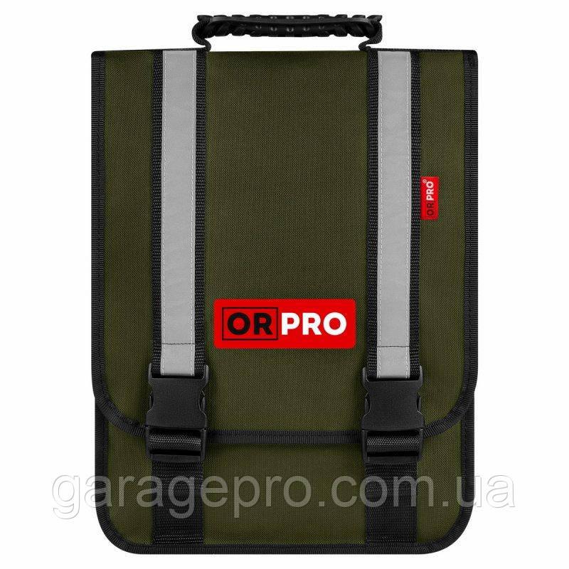 Такелажная сумка ORPRO для стропы (Зеленая)
