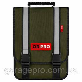 Такелажна сумка ORPRO для стропи (Зелена, Oxford 600)