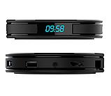 Смарт приставка TV Box HK1 Max 4/64 Гб Android 9.0 Smart TV + 3 місяці Sweet TV, фото 6