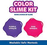 Elmer's Стартовый набор для создания цветных слаймов слайм 2062233 Color Slime Kit, фото 5
