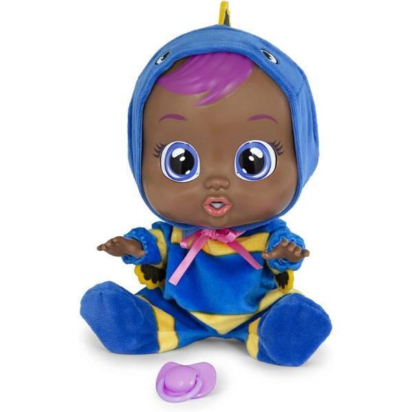 Cry Babies Интерактивная кукла пупс Плачущий младенец рыбка Флоппи Floppy doll