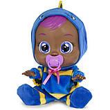 Cry Babies Интерактивная кукла пупс Плачущий младенец рыбка Флоппи Floppy doll, фото 2