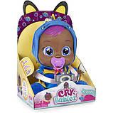 Cry Babies Интерактивная кукла пупс Плачущий младенец рыбка Флоппи Floppy doll, фото 3