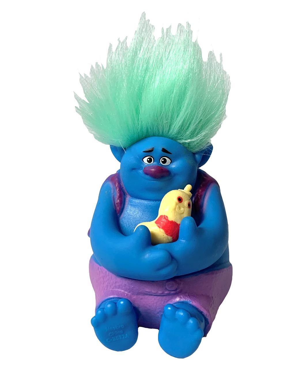 Игрушка-фигуркаHasbro Здоровяк, Тролли- Biggie, Trolls