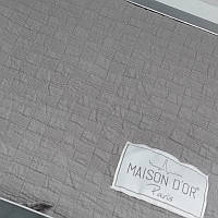 Плед 220х240 Maison Dor My favorite gri, фото 1