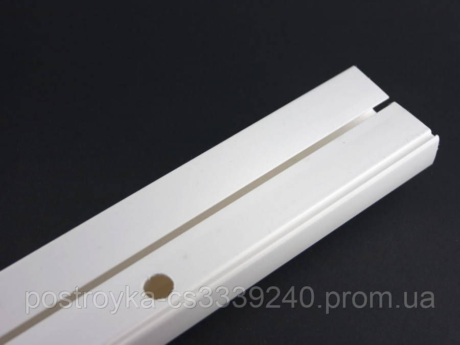 Карниз потолочный КСМ однорядный усиленный 1,50 метра