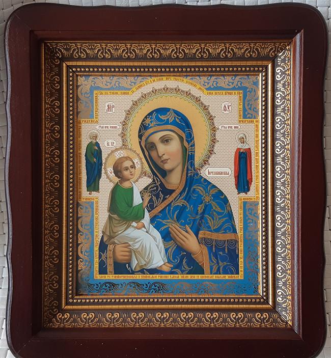 Икона Божией Матери для дома или на подарок 23*26cm