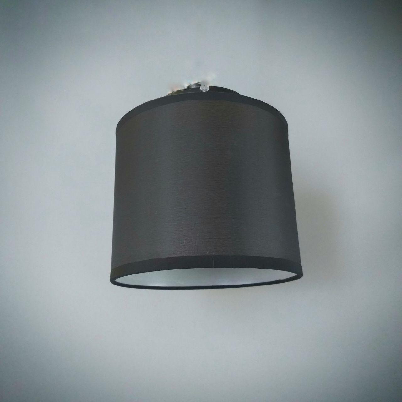 Люстра потолочная на одну лампу 29-XL011/1 BK(10шт) TK E27