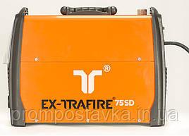 Аппарат плазменной резки Thermacut (Термакат) EX-TRAFIRE® 75SD с резаком ручной 15