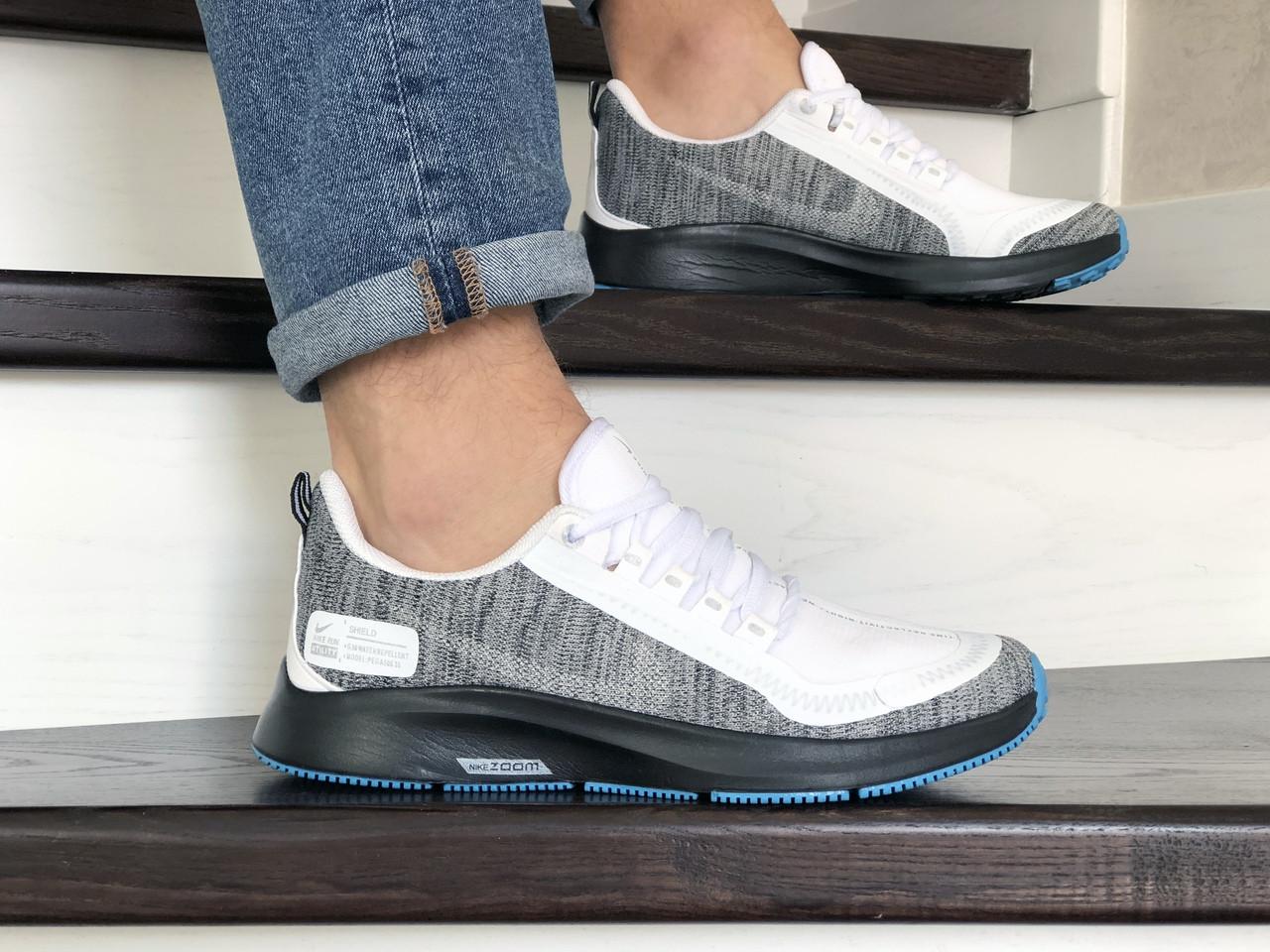 Мужские летние кроссовки Nike Run Utility,белые