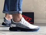 Мужские летние кроссовки Nike Run Utility,белые, фото 4