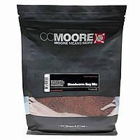 Сыпучая смесь для стиков и пва мешков CCMoore Bloodworm Bag Mix (мотыль)