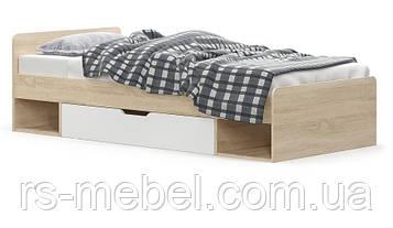"""Кровать 90 """"Типс"""" (Мебель-Сервис)"""