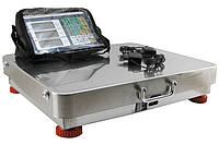 Весы беспроводные торговые Crownberg до 250 кг. WI-FI платформа  42*52 см. товарные электронные (W0600)
