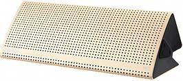 Колонка портативная Bluetooth Remax RB-M7 золотистый
