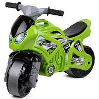Мотоцикл каталка Технок