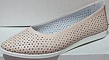 Балетки жіночі від виробника модель РИ6002-2, фото 2