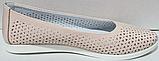 Балетки жіночі від виробника модель РИ6002-2, фото 3