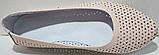 Балетки жіночі від виробника модель РИ6002-2, фото 4