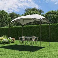 Павильон садовый стальной 2 х 3 м белый