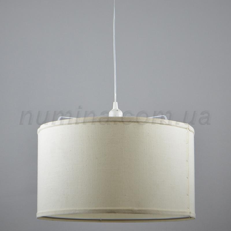 Люстра підвісна на одну лампу P4504 Бежевий(30cm) ТК