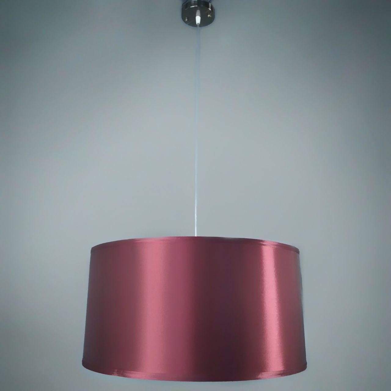 Люстра подвесная на 1 лампу P4505 Бордо (50см)TK