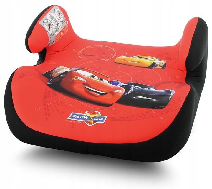Детское автокресло-бустер Nania Topo Cars 15-36 kg