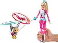 Кукла Барби Звездные приключения летающий котик Barbie Star Light Galaxy Barbie Doll & Flying Cat