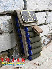Бандольер Shotgun ammo pouch (Olive)