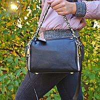 Женская сумка кросс-боди Polina & Eiterou - A9132/Black