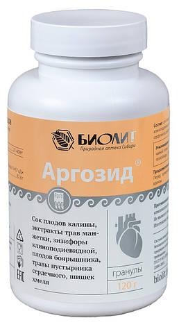 Аргозид - при гипертонии и болезни сердца, фото 2