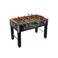 Настольный Футбол, детская игра футбол, футбол на штангах деревянный 1052+1 11/91.3